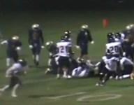 VIDEO: Wild fumble return TD unfolds as a hidden ball trick