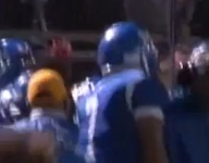 VIDEO: Delaware player racks up five interceptions in one game