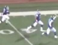 VIDEO: Calif. back Jamarri Jackson ties national record with 99-yard TD run