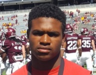 Katy (Texas) back Deondrick Glass scores 5 consecutive TDs on 5 carries