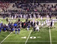 VIDEO: Another Texas game was marred by a brawl in the postgame handshake line