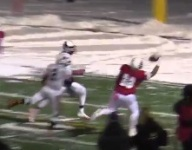 VIDEO: The top highlight from Alaska title game will make you yearn for snowy football