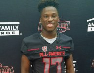 Georgia commit Toneil Carter gets Under Armour All-America jersey