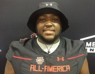 An early taste encouraged Tyler Shelvin to select Under Armour All-America Game