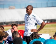 Former NFL players Randall Cunningham, Vernon Fox are high school coaches on a mission