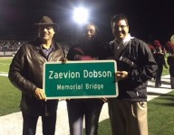 Bridge named in memory of hero Zaevion Dobson, who shielded friends from gunfire