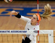Sacred Heart's Hammons named Miss Volleyball