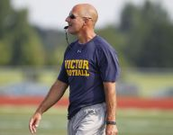 HS football: Victor's Geoff Mandile is Coach of the Week