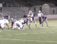 VIDEO: Valencia (Calif.) quarterback Aaron Thomas uses all his weapons
