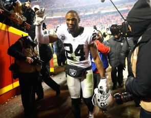 Heisman winner and NFL legend Charles Woodson opens up about how he achieved his athletic dreams