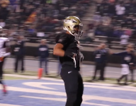 VIDEO: St. John Bosco RB Demetrious Flowers can't be stopped around the goal line