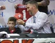 8-year-old boy gets wish granted to be Nebraska Cornhusker for a day