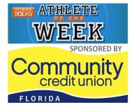 Cocoa Beach's David Demeter voted Athlete of the Week