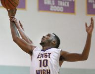 East High edges McQuaid after controversial play