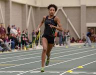 Sammy Watson on her way to Olympic Trials