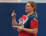 Elaine McGurk: Fairport cheerleading's guiding angel