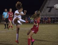 Mariner girls soccer on collision course with North