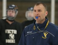 Coaches Who Care: Mike Ferreri of Victor keen on team