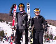 AGR alpine skiing: Vasile siblings sweep sectionals