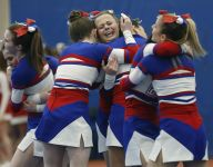 Another Section V cheer title for Fairport
