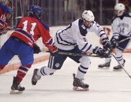 Haims a tower of power as Pittsford defeats Fairport