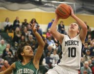 Mercy zones out Lake Shore in quarterfinals