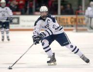 Pittsford hockey legacies passed on in uniform numbers