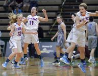 Molly Stewart leads Livonia to first state title