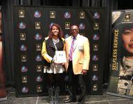 Hornell basketball star honored by football Hall of Famer