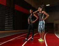 AGR girls indoor track: Watson, Thomas a transcendent team
