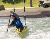 Junior at Red Jacket paddles to world event