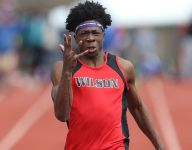 AGR boys track: Brown has enough juice for five gold medals