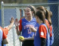 Livonia's Stewart overcame serious fall to become standout