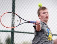 AGR boys tennis: Gamble a good bet on the court