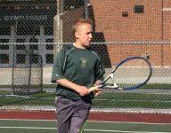 Landon Brice solid in tennis after liver transplant