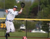 Friday's Section V baseball schedule