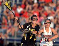 HF-L girls put hands on another sectional lacrosse trophy