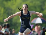 Victor junior reaches state meets in 2 sports