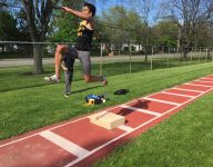 Section V qualifiers for high school state track meet