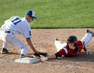 The fun on the diamond continues for Webster Schroeder