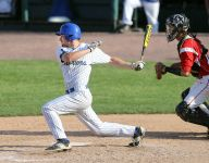AGR baseball: Schroeder's grand Marshall leads hit parade