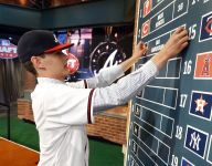 No. 3 pick in MLB draft faced Victor in '14 title game