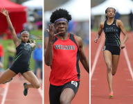 A parade of local track and field state champions