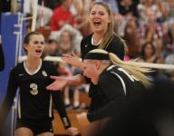 Lee, Gap players earn all-state volleyball honors