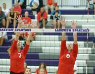 Harper Creek, St. Philip volleyball hope to survive and advance