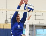 Fort's Beasley named first team all-Conference 29 volleyball