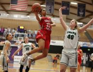 Evina Westbrook to announce college decision at ceremony at The Hoop