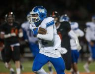 Football: Walled Lake Western romps over Fenton, 61-21