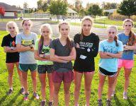 Lakeview girls XC speeding into regionals