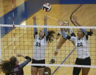 Youth doesn't slow Mercy in sweep of Notre Dame in state tournament